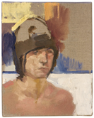 oil_sketch_of_girl_in_hat